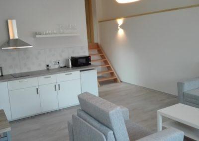 apartmán - ubytování Mikulov1