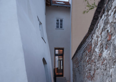ubytování v centru Mikulova10